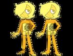 [P] Yellow Zircon