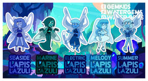 [A] Lapis Lazulis CLOSED