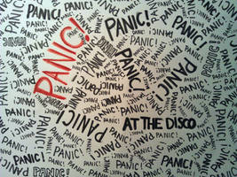 Panic at the Riot Album Cover by KaleidoscopeEyes97