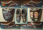 Panic At The Disco Shoes