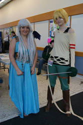 Daenerys and Yogi by Joejoe9m
