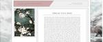 HTML - CUSTOM JCINK POSTING TEMPLATE by xxatlanta