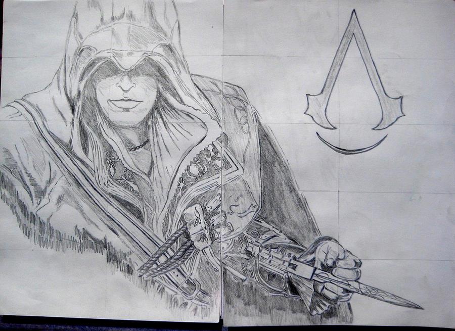Ezio Auditore da Firenze by Urish92