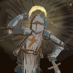 Crusader's Courageous Croissant