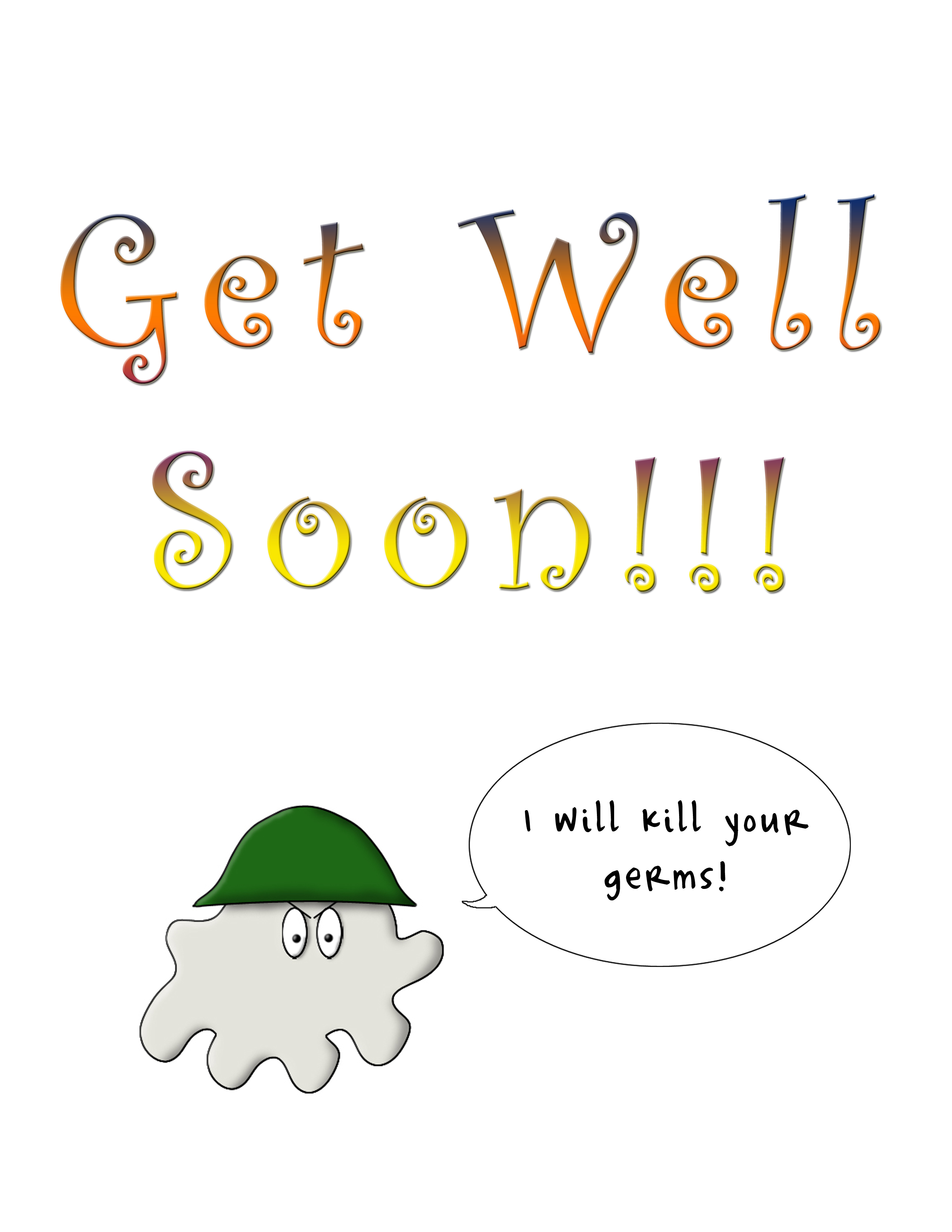 clip art get well pictures - photo #45