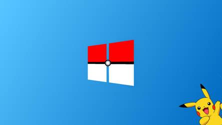 Pokemon Windows 8 Wallpaper