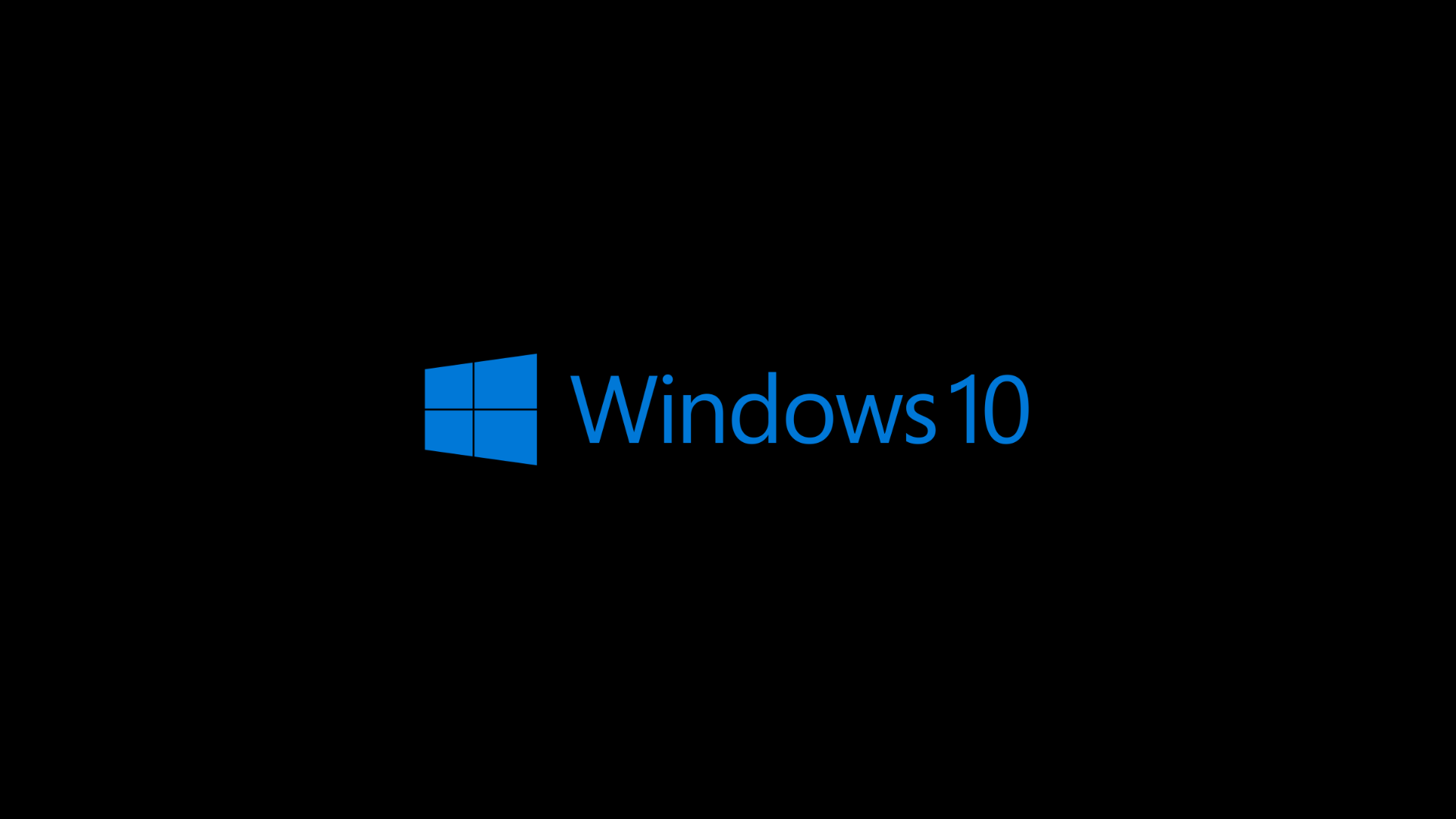 Basic Windows 10 wallpaper