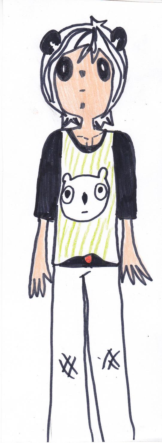Im a panda? by Ask-MantisPrince