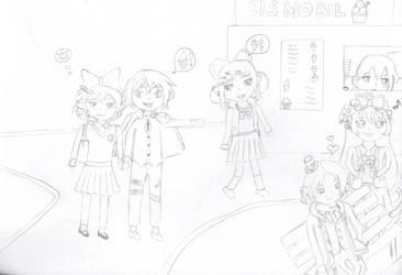 Pokekoro Happy Gakuen