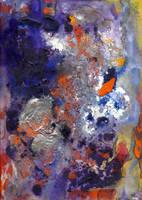 abstract rain: poison