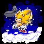 Super Go Go Sonic!