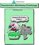 Happy Birthday Fella! #DA21stBirthday