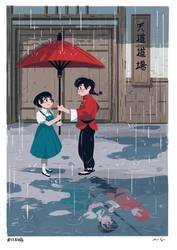 November Rain by c-Nacarat