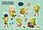 Wind Waker adventures