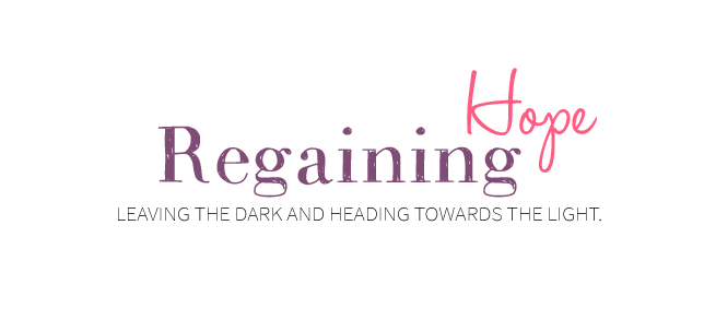 New Regaining Hope png Logo by RegainingHope