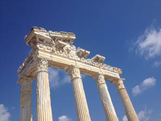 Side, Apollon temple