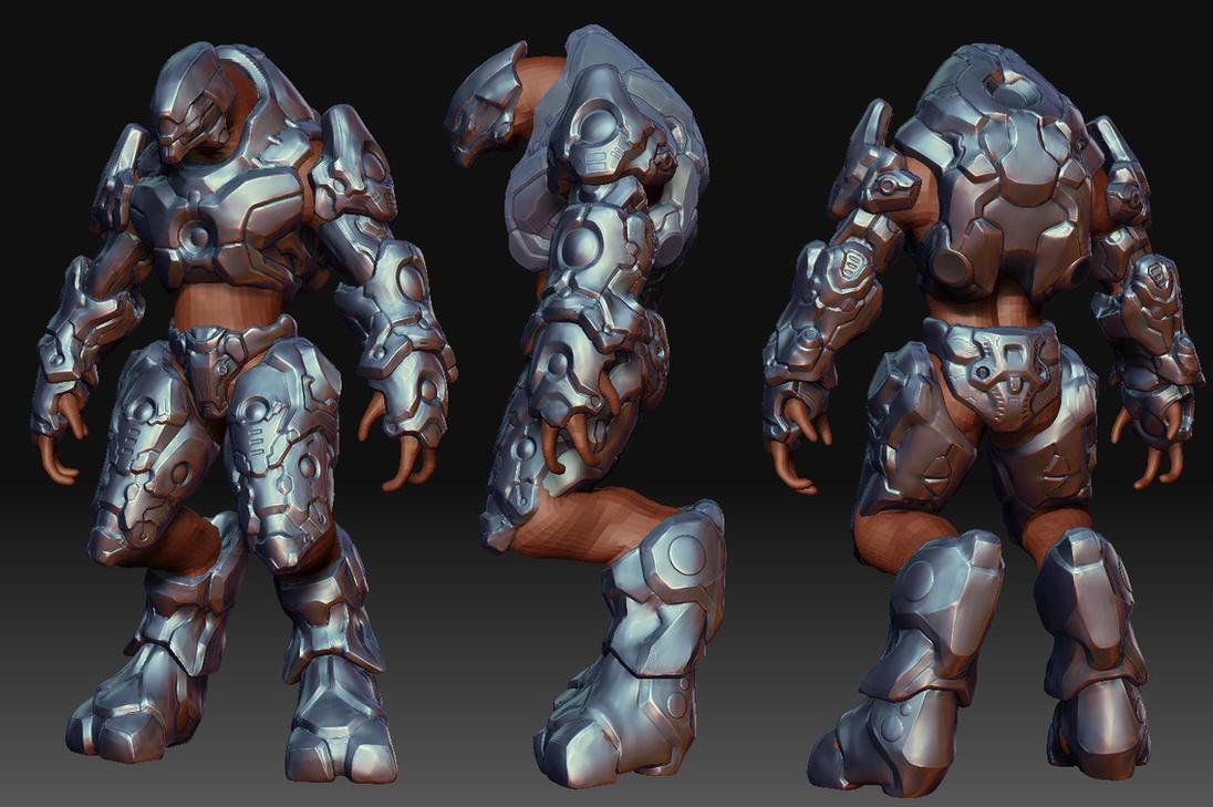 Sangheili Elites In New Trilogy Matchmaking Halo 5