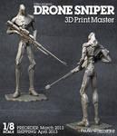 Drone 04 Statue!