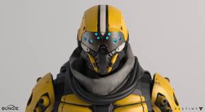 Argus Front Face Render