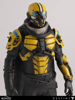 Destiny - Argus Front 34 Comp Yellow