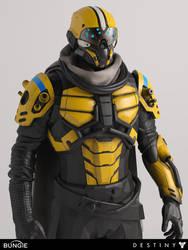 Destiny - Argus Front 34 Comp Yellow by MikeJensen