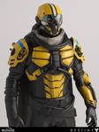Destiny - Argus Front 34 Comp Yellow