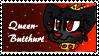 Asspain stamp  by CrazyZombieCat