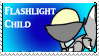 FlashLight child stamp by CrazyZombieCat