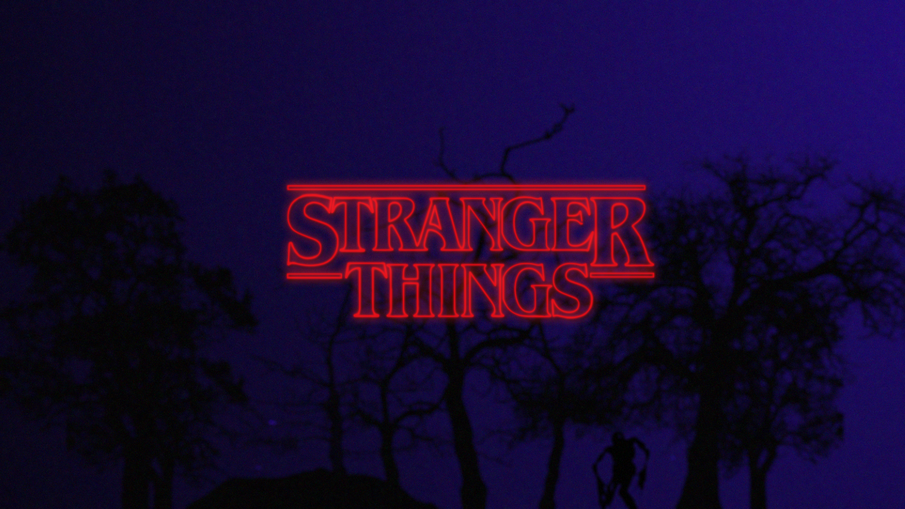 Stranger In The House Stranger Things Wallpaper Pictures To Pin On Pinterest