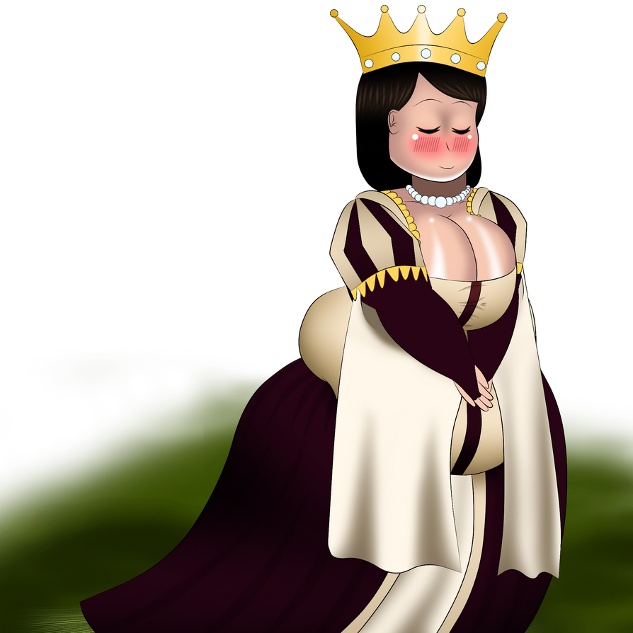 [CM]Long Fart The Queen by Primesui