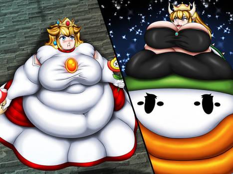 Super Peach World - Final Boss