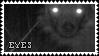 Animal eyes at night Stamp
