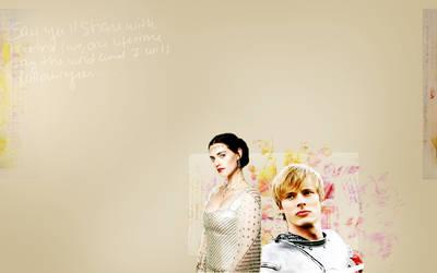 Arthur and Morgana version1 by spookyzangel