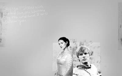 Arthur and Morgana version2 by spookyzangel