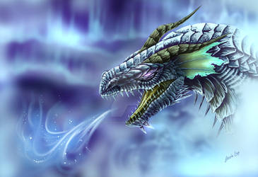 Dragon - Frost