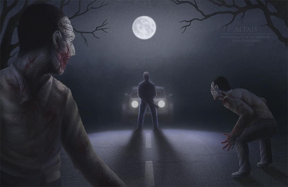 Last Man Standing by LeviaDraconia