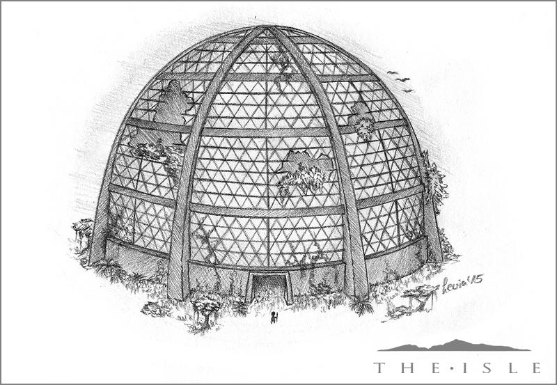 The Isle - Aviary by LeviaDraconia