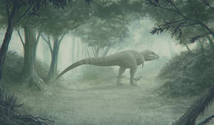 Tyrannosaurus Concept Art