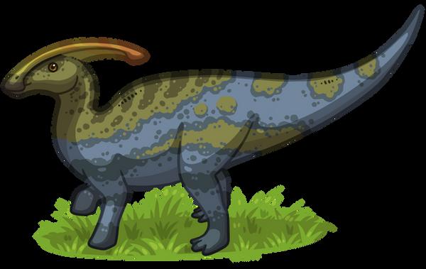 The Archotek Project - Parasaurolophus by LeviaDraconia