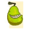 Pear Pixel Art by LeviaDraconia