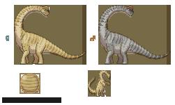 Primordial - Brachiosaurus by LeviaDraconia