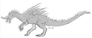 DragonDinoThingy (wip)