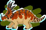 Styracosaurus Design