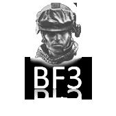 Lucid: Icons - BF3 White by legolinho