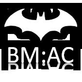 Lucid: Icons - Batman: Arkham City White by legolinho