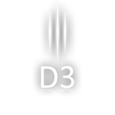 Lucid: Icons - Diablo 3 White by legolinho