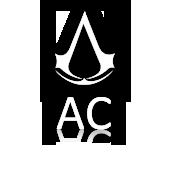Lucid: Icons - Assasin's Creed White by legolinho