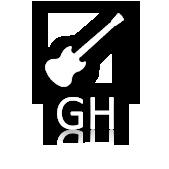 Lucid: Icons - Guitar Hero White by legolinho