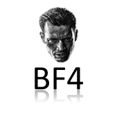 Lucid: Icons - Battlefield 4 Black by legolinho