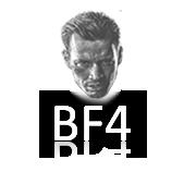 Lucid: Icons - Battlefield 4 White by legolinho